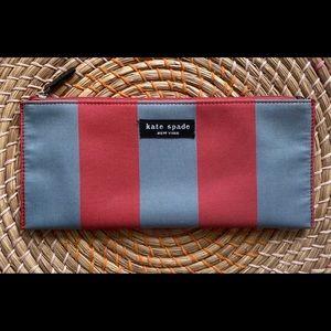 Kate Spade pencil case. New in box.